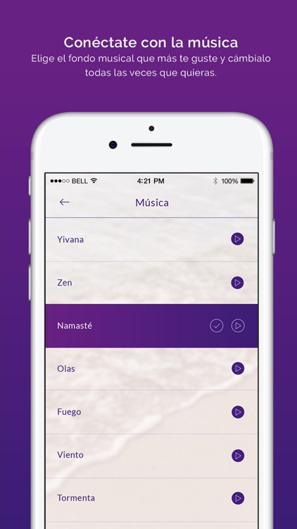 Yivana Meditación screenshot-4