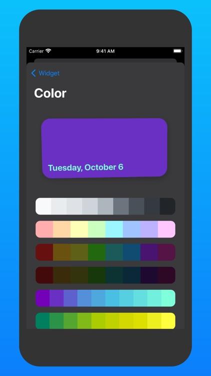 Widget - Add to Home Screen screenshot-6