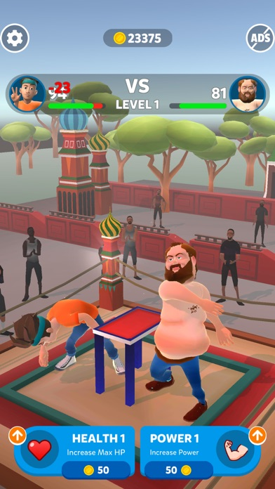 Slap Kings screenshot 4