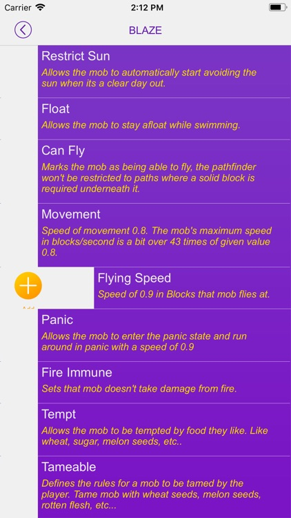 Assemble Mob Behaviors For PE