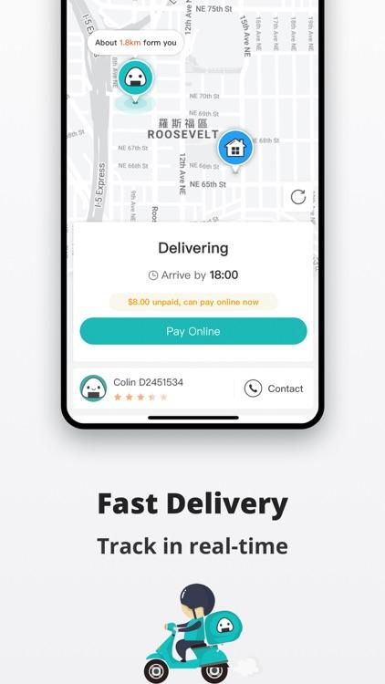 Fantuan Delivery-饭团外卖 screenshot-4