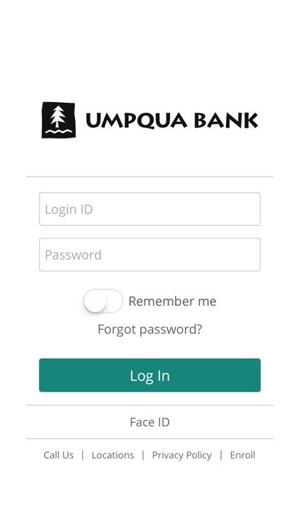 Umpqua Bank Mobile Banking