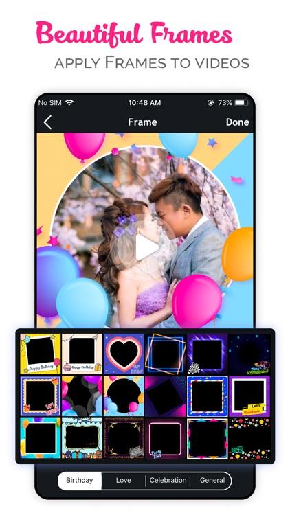 Video Cut & slow-mo screenshot-3