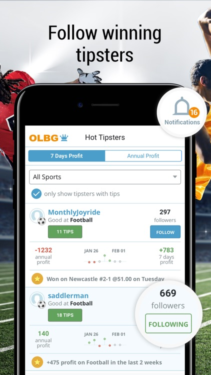 OLBG - Sports Betting Tips
