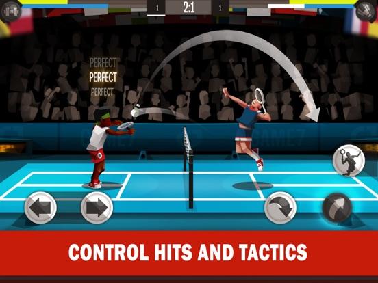 Badminton League на iPad