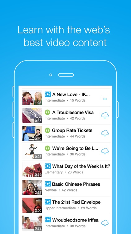 FluentU: Language Learning App screenshot-0