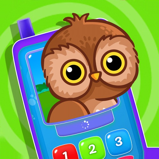 Baby Phone: Kids Music Games