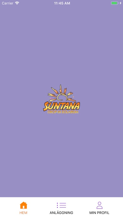 Screenshot for Suntana in United States App Store