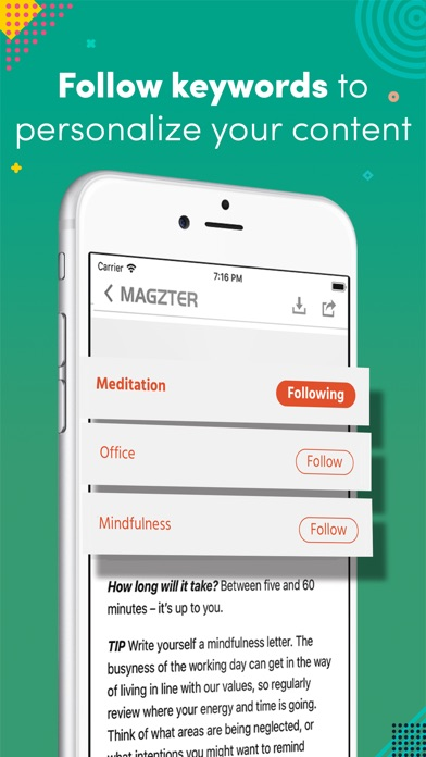 Magzter Newsstand review screenshots