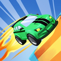 Jump Racer: Drive and Roll