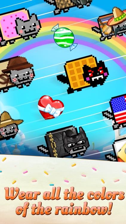 Nyan Cat: Candy Match screenshot-3