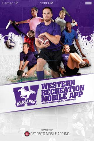 Western University Recreation - náhled