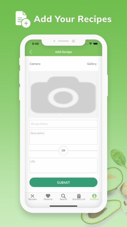 Vegan Recipes - Plant Based screenshot-8