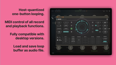 Enso Looper app image