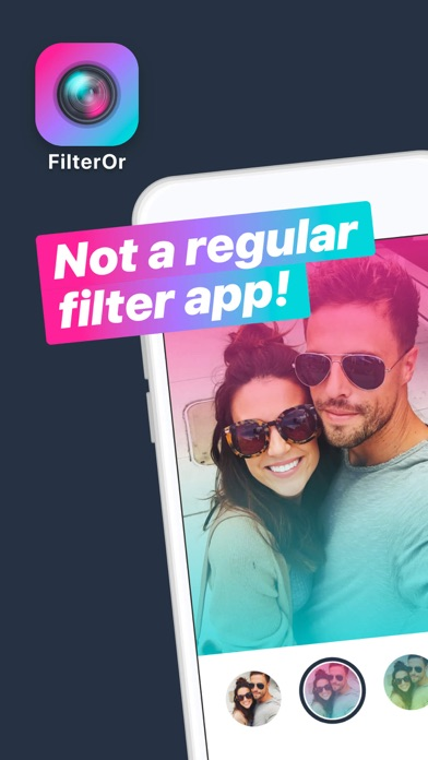 Screenshot for Filter Or Hide your photos in New Zealand App Store