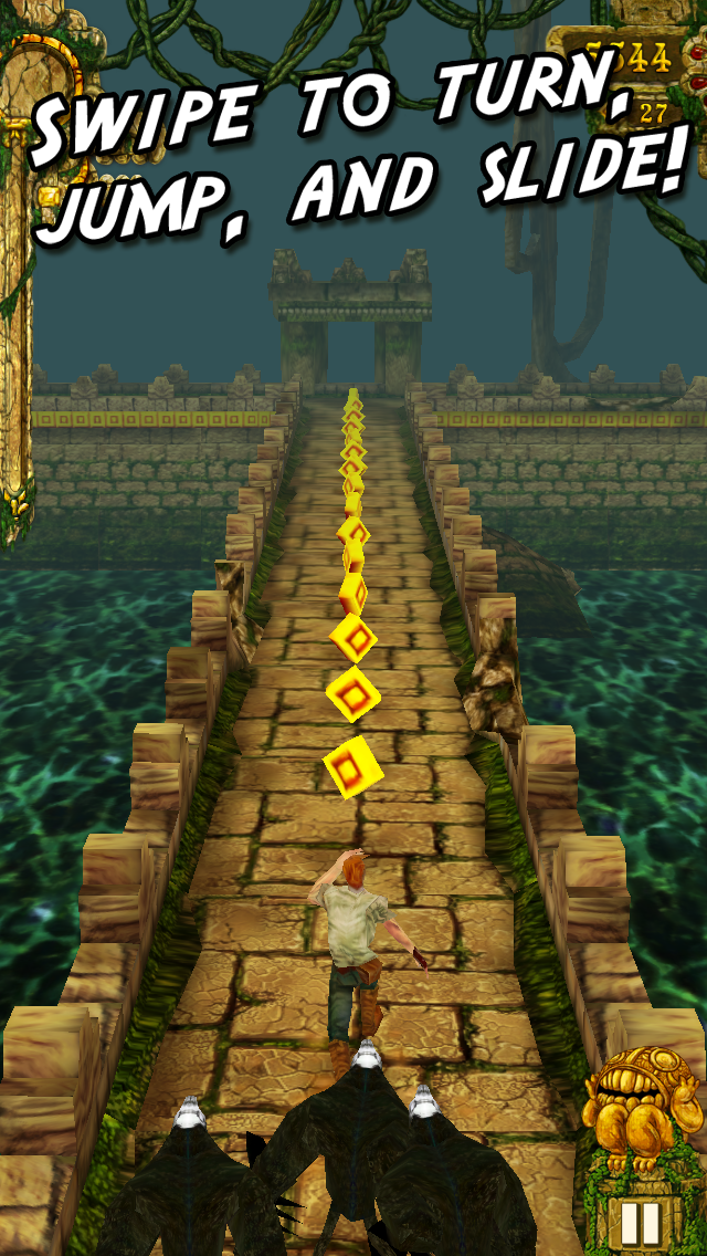 Temple Run: Classic ScreenShot0