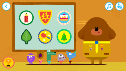 Hey Duggee: The Big Badge Appのおすすめ画像1