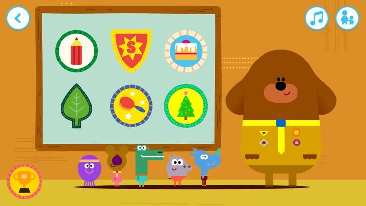 Hey Duggee: The Big Badge App screenshot-0