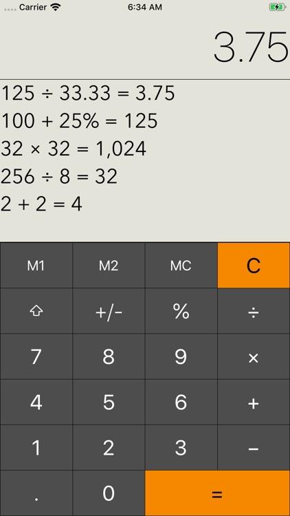 CalcAllot screenshot-5