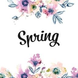 Spring Color - paint art