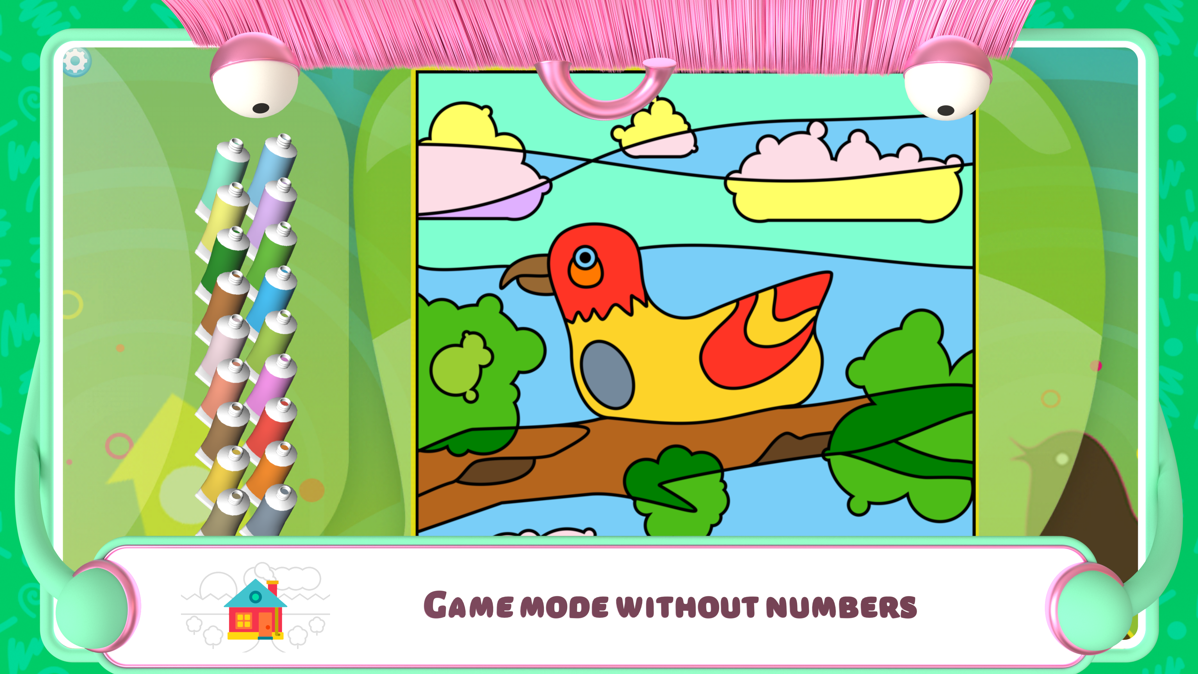 Color by Numbers - Animals screenshot 16