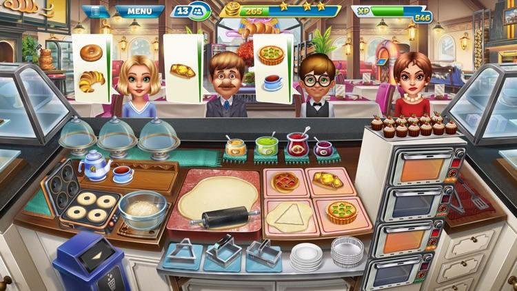 Cooking Fever screenshot-6