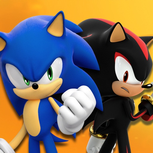 Sonic Forces - Jeux de course icon