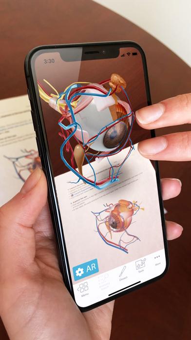 Human Anatomy Atlas 2021 iphone ekran görüntüleri