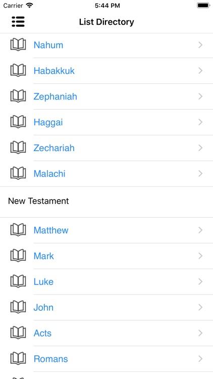 NRSV Bible Books & Audio screenshot-3