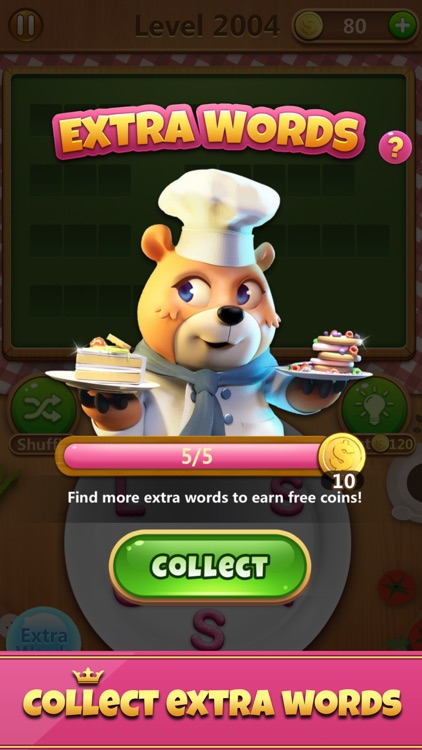 Word Guru - Puzzle Word Game screenshot-4