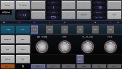 6X806 Drum Synth Machine screenshot 1