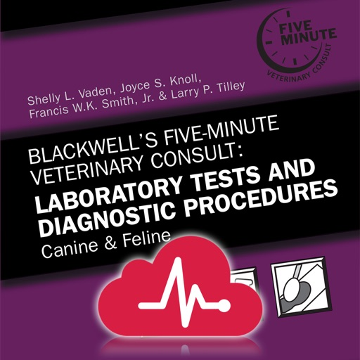 5Min Vet Lab Tests & Diag Proc