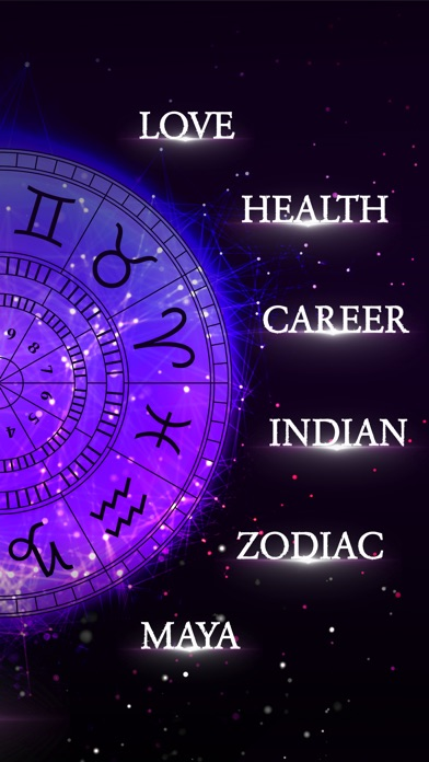 Astroline astrology, horoscope screenshot 2
