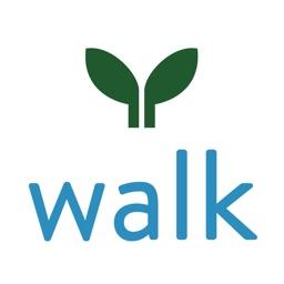 スギサポ walk :歩くだけでスギサポマイルが貯まる!