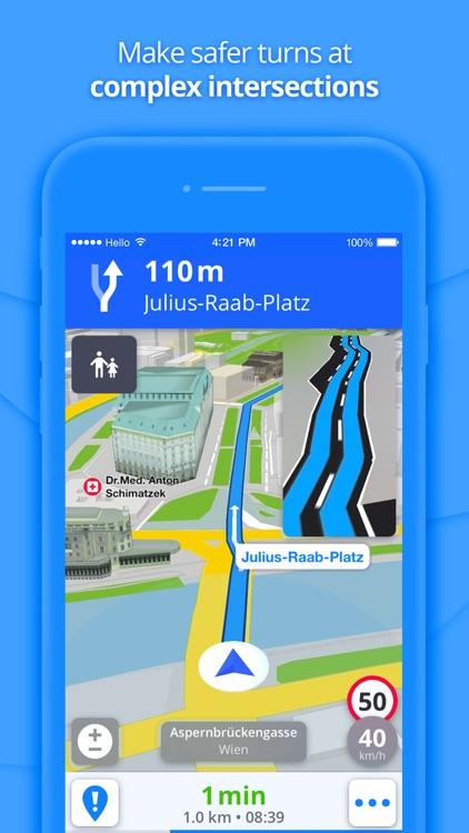 GPS Navigation & Maps