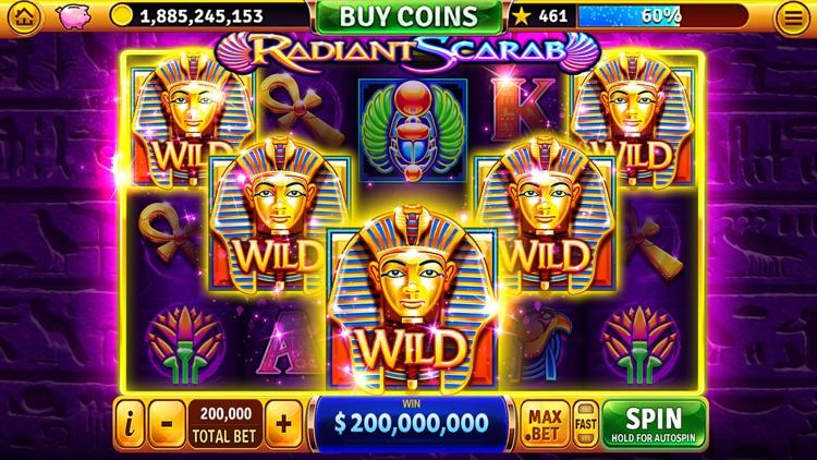 House of Fun: Casino Slots 777 screenshot-0