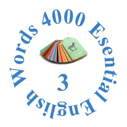 4K Essential English Words 3
