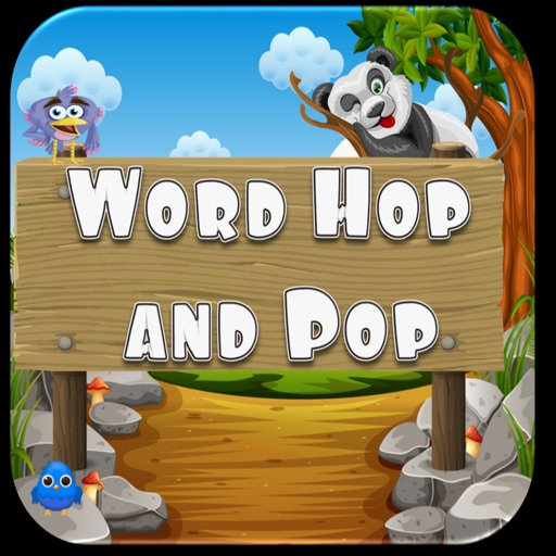 Word Hop and Pop