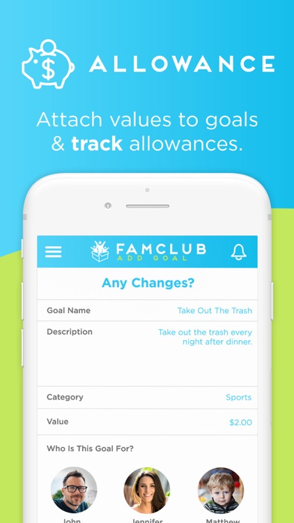 FamClub - Chores & Rewards screenshot-3
