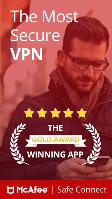 Safe Connect VPN - Proxy App Screenshot