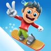 Sleepy Z Studios Pty Ltd - Ski Safari 2 artwork