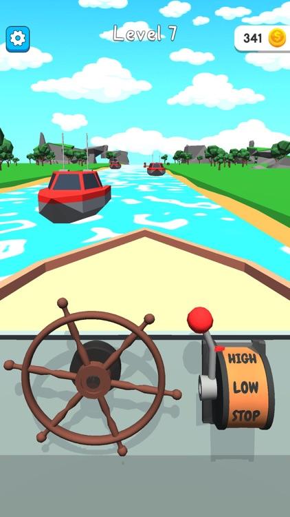 Hyper Boat screenshot-0