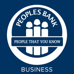 Peoples Bank TX Bus for iPad