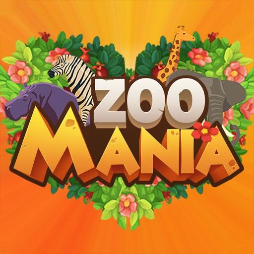 Zoo Mania: Mahjong Solitaire