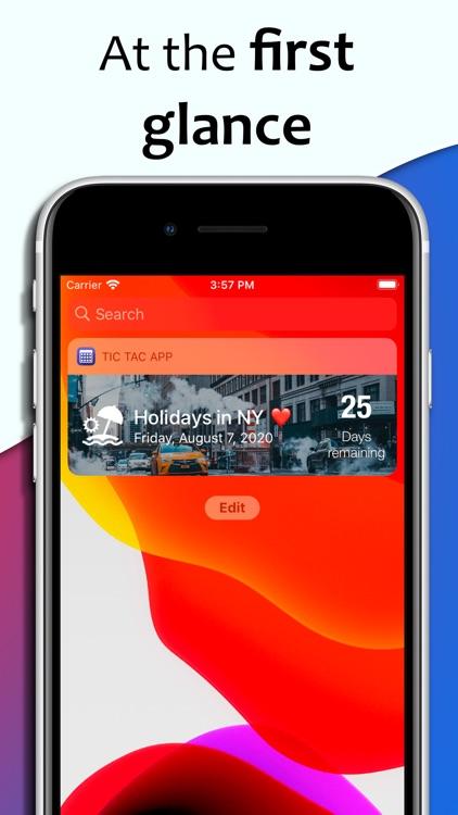 Days counter app screenshot-3