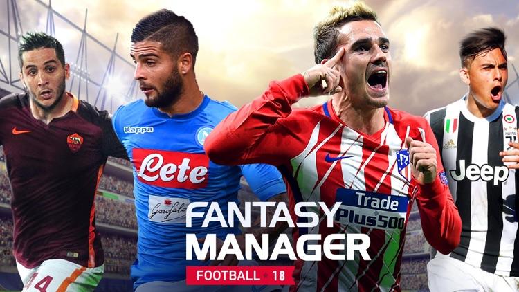 Fantasy Manager Soccer 2019 screenshot-0