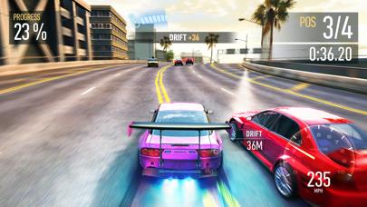 Скриншот №4 к Need for Speed NL Гонки