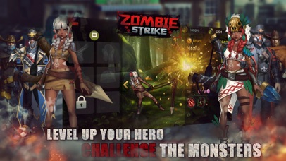Download Zombie Strike-Idle Battle SRPG for Pc