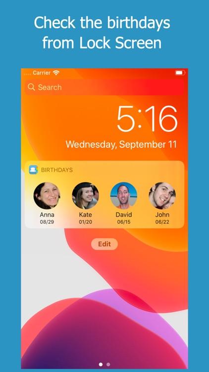 ContactsXL + Favorites Widget screenshot-5