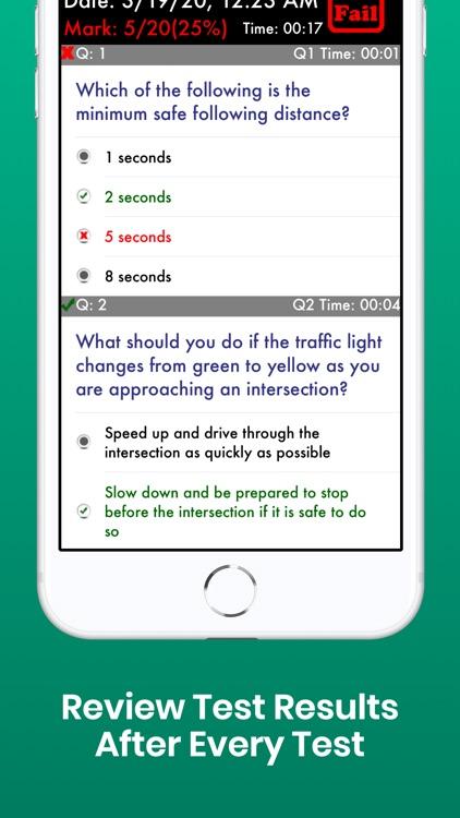 DMV Test Hub - Permit Practice screenshot-8